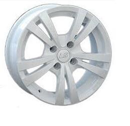 Автомобильный диск Литой LS 231 6,5x15 4/114,3 ET 40 DIA 73,1 WF