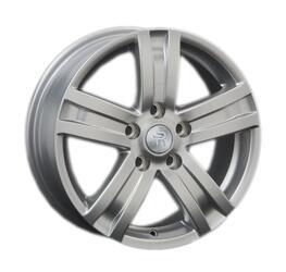 Автомобильный диск Литой Replay TY42 6,5x16 5/114,3 ET 39 DIA 60,1 Sil