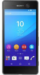 "5"" Смартфон Sony XPERIA M5 16 ГБ черный"