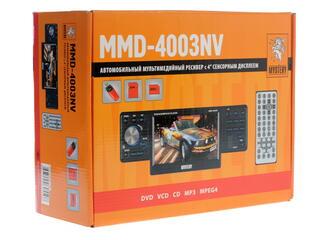 Автопроигрыватель MYSTERY MMD-4003NV