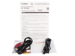 Сканер Canon P-215II