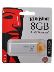 Память USB Flash Kingston DataTraveler DTIG4 8 Гб