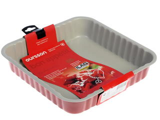 Форма для выпекания Oursson BW2401M/R красный
