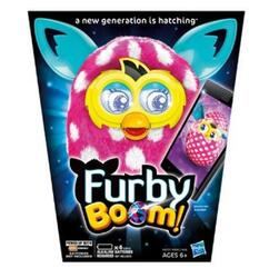 Интерактивная игрушка Hasbro Furby Boom Солнечная волна