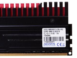 Оперативная память AData XPG V3 [AX3U1866W8G10-DBV-RG] 16 ГБ