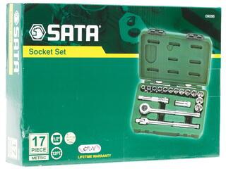 Набор торцевых головок SATA 09086