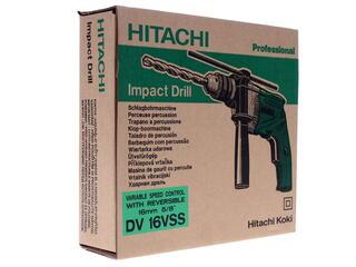 Дрель Hitachi DV16VSS