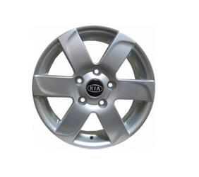Автомобильный диск Литой Replay Ki12 5,5x15 5/114,3 ET 41 DIA 67,1 Sil
