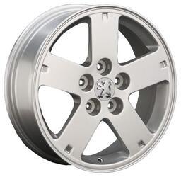 Автомобильный диск Литой LegeArtis PG14 6,5x16 5/114,3 ET 38 DIA 67,1 Sil
