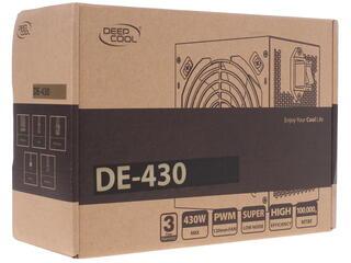 Блок питания Deepcool DE 430W [DE430]