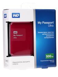 "2.5"" Внешний HDD WD My Passport Ultra [WDBBRL5000ABY]"