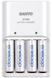 Зарядное устройство SANYO Eneloop MQN04-E-2-3UTGB
