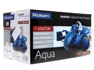 Пылесос Rolsen T 4060TSW синий