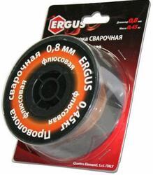 Проволока сварочная ERGUS флюсовая, 0,8 мм, масса 0,45 кг, блистер