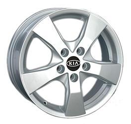 Автомобильный диск Литой Replay KI78 6x16 5/114,3 ET 51 DIA 67,1 Sil