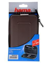 Чехол для внешнего HDD HAMA H-95524 коричневый