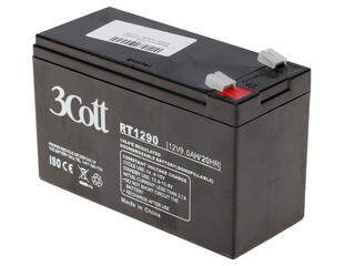 Аккумуляторная батарея для ИБП 3Cott 12V9Ah