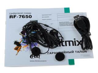Мультимедиа плеер RITMIX RF-7650 черный
