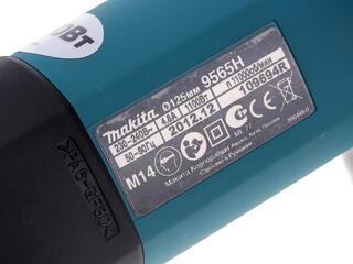 Углошлифовальная машина Makita 9565HZ
