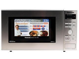 Микроволновая печь Panasonic NN-GD382S серебристый
