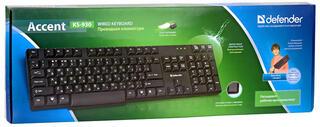 Клавиатура Defender Accent 930