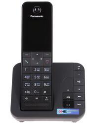 Телефон беспроводной (DECT) Panasonic KX-TGH220RUB