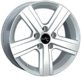 Автомобильный диск Литой LegeArtis VW119 6,5x16 5/112 ET 33 DIA 57,1 Sil