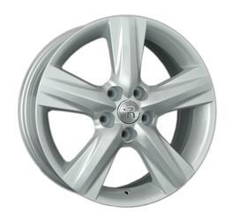 Автомобильный диск литой Replay TY177 7x17 5/114,3 ET 39 DIA 60,1 Sil