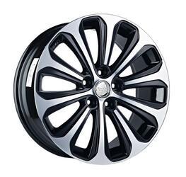 Автомобильный диск литой Replay HND149 7x17 5/114,3 ET 47 DIA 67,1 BKF