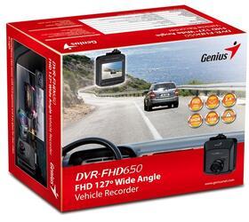 Видеорегистратор Genius DVR-FHD650