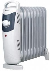 Масляный радиатор Timberk TOR 11.1009 SD белый