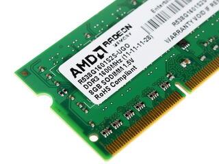 Оперативная память SODIMM AMD [R538G1601S2S-UO/UGO] 8 ГБ