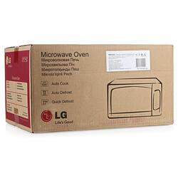 Микроволновая печь LG MB-4042U серебристый