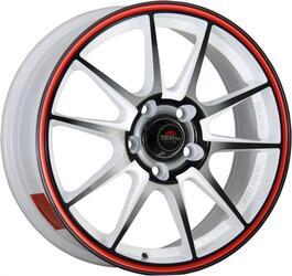 Автомобильный диск Литой Yokatta MODEL-15 8x18 5/120 ET 30 DIA 72,6 W+B+RS