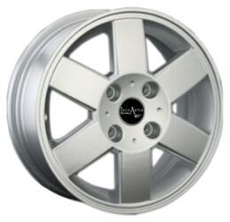 Автомобильный диск Литой LegeArtis GM4 6x15 4/114,3 ET 44 DIA 56,6 Sil