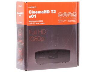 Медиаплеер Rombica CinemaHD T2 V1