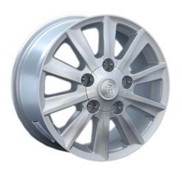 Автомобильный диск литой Replay LX27 8x17 5/150 ET 60 DIA 110,1 Sil