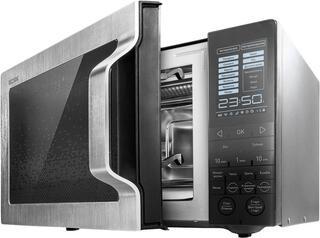 Микроволновая печь BORK W501 серебристый