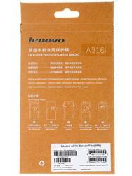 "4""  Пленка защитная для смартфона Lenovo A316i"