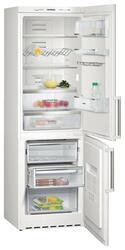Холодильник с морозильником Siemens KG 36NA25 белый