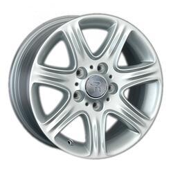 Автомобильный диск литой Replay B160 7x16 5/120 ET 40 DIA 72,6 Sil