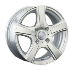 Автомобильный диск литой Replay KI2 6x15 4/114,3 ET 43 DIA 67,1 Sil