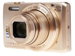 Компактная камера Nikon Coolpix S7000 золотистый