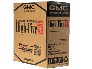 Корпус GMC High Five черный
