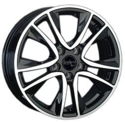 Автомобильный диск Литой LegeArtis KI88 6,5x17 5/114,3 ET 35 DIA 67,1 BKF