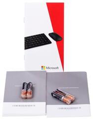 Клавиатура + мышь для планшетов Microsoft Designer Bluetooth desktop