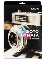Фотобумага DEXP Gloss 0803103