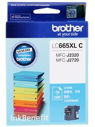 Картридж струйный Brother LC-665XLC