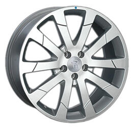 Автомобильный диск литой Replay LR33 8,5x19 5/120 ET 53 DIA 72,6 Sil