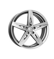 Автомобильный диск  K&K Дольче Вита 7,5x18 5/112 ET 45 DIA 66,6 Блэк платинум